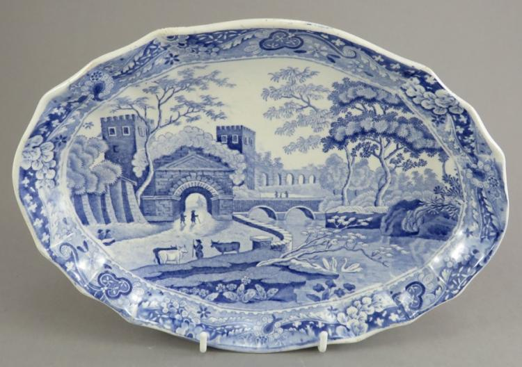 The Spode Pottery Auction
